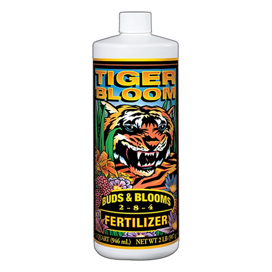 FoxFarm Tiger Bloom Liquid 1 Quart