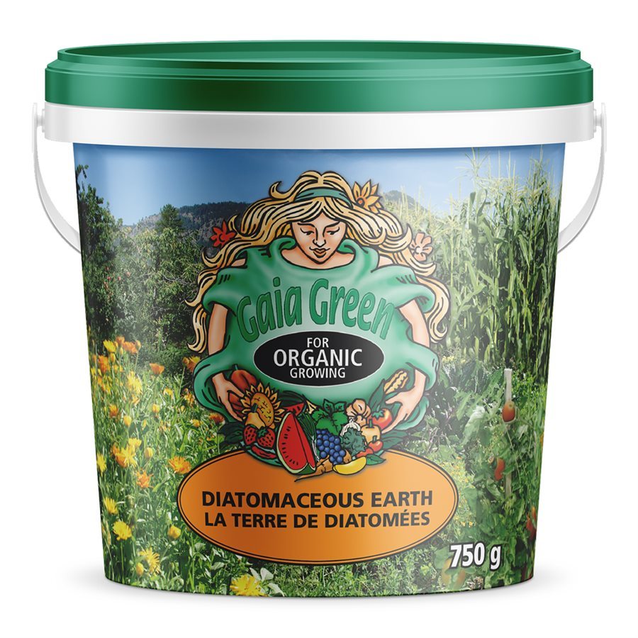 Gaia Green Diatomaceous Earth 750 g