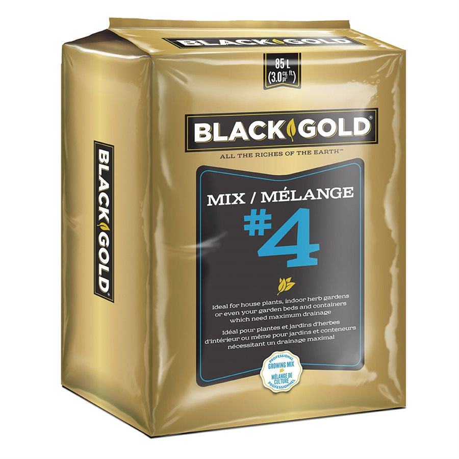 Black Gold Mix #4