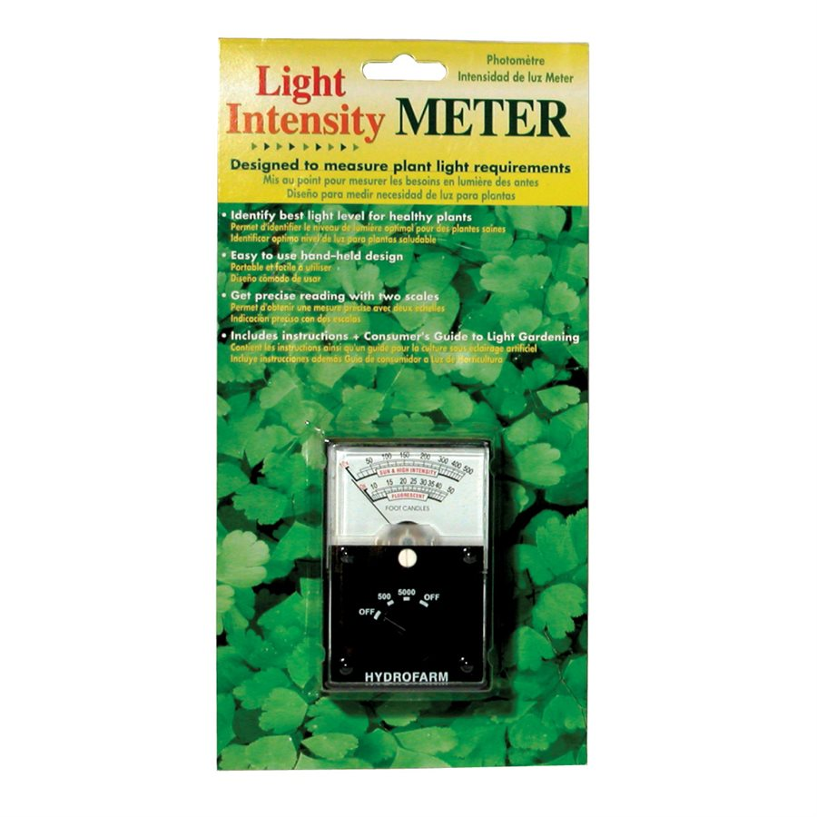 Hydrofarm Anologue Light Meter