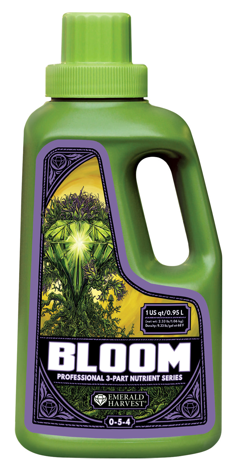 Emerald Harvest Bloom 1 Quart