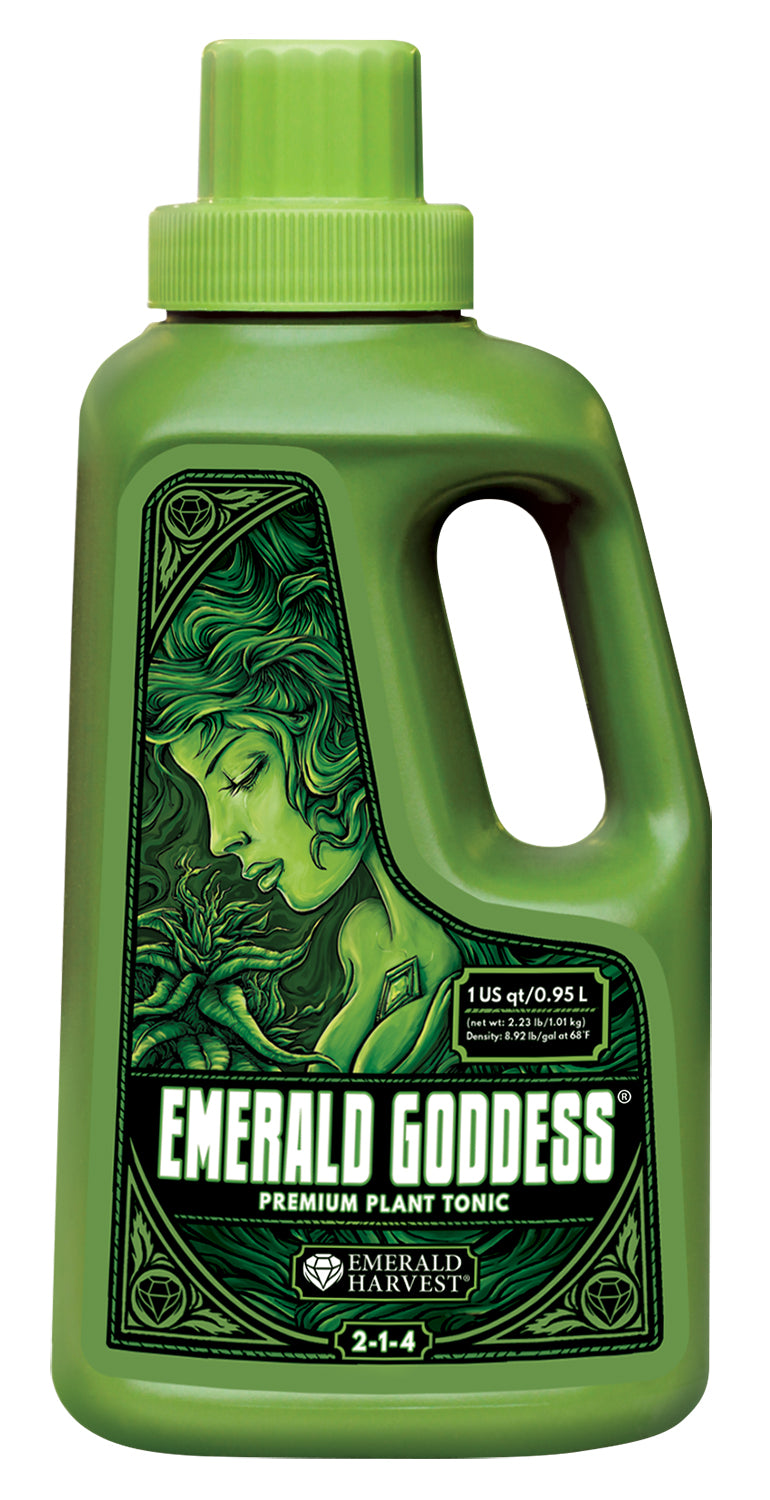 Emerald Harvest Emerald Goddess 1 Quart