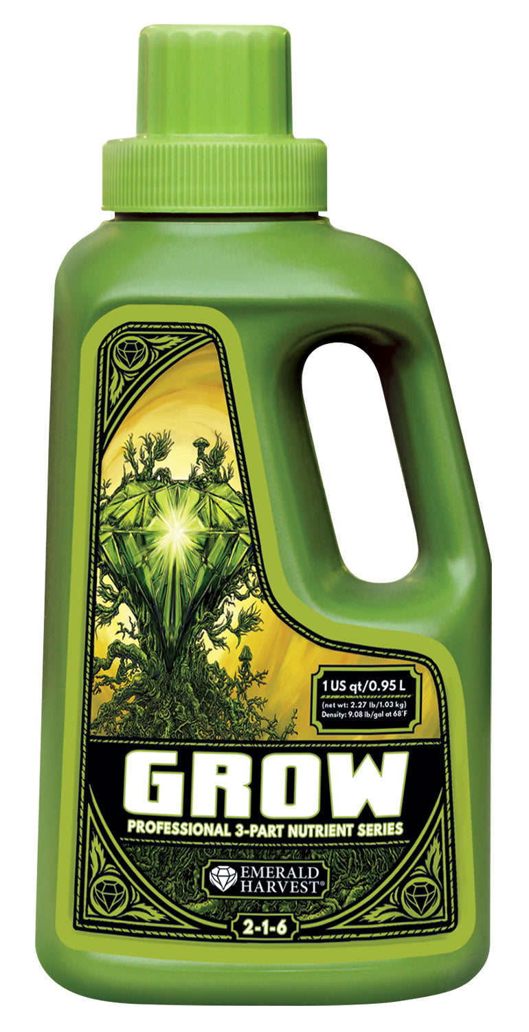 Emerald Harvest Grow Quart