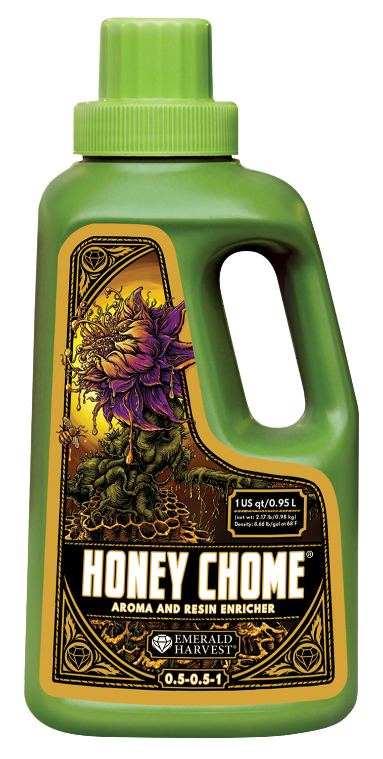 Emerald Harvest Honey Chrome 1 Quart