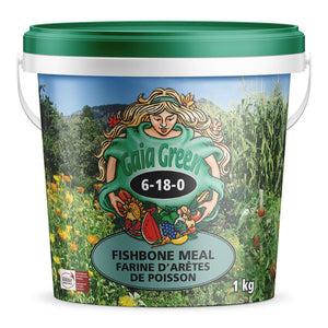 Gaia Green Fishbone Meal 6-18-0 1Kg