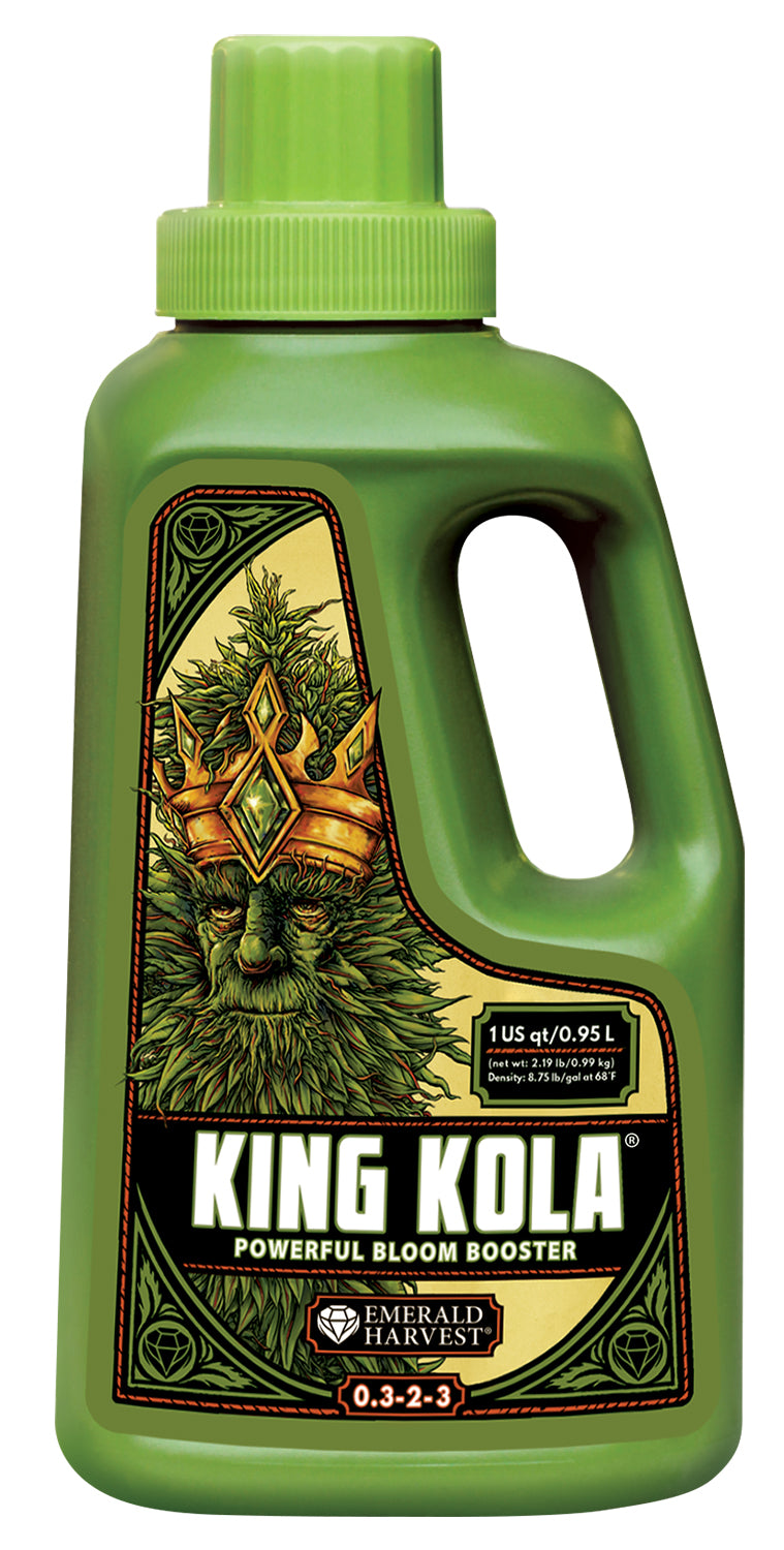 Emerald Harvest King Kola 1 Quart