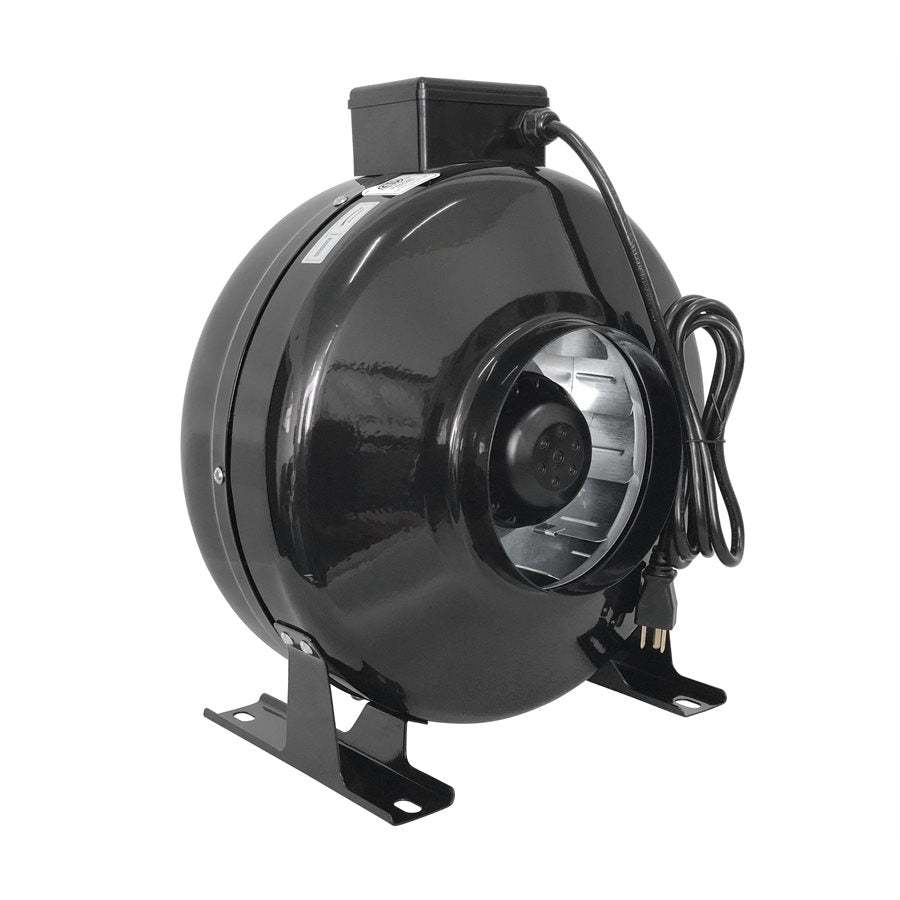 "Stealth Ventilation In-line Fan 120V 6"" 460CFM"