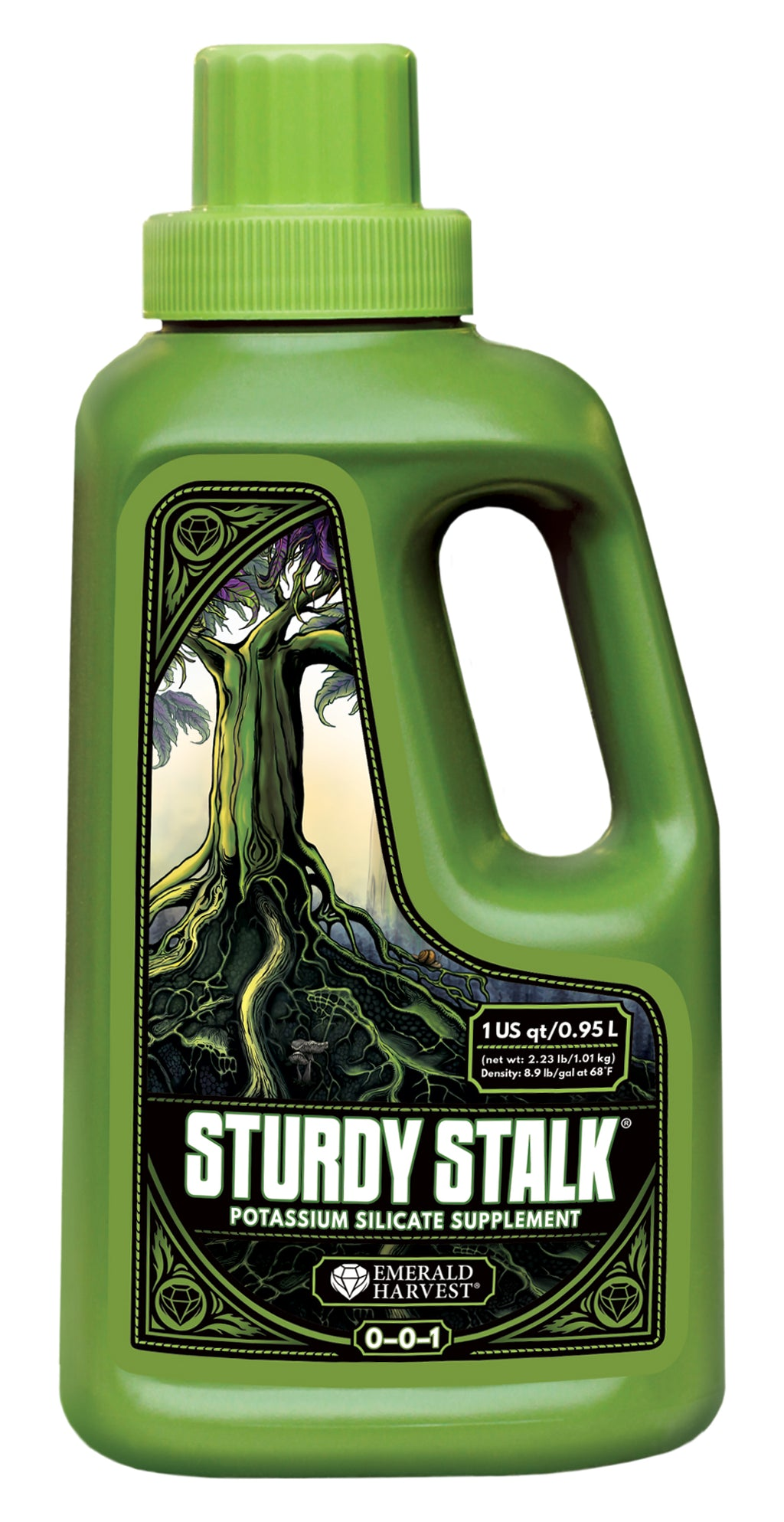 Emerald Harvest Sturdy Stalk 1 Quart