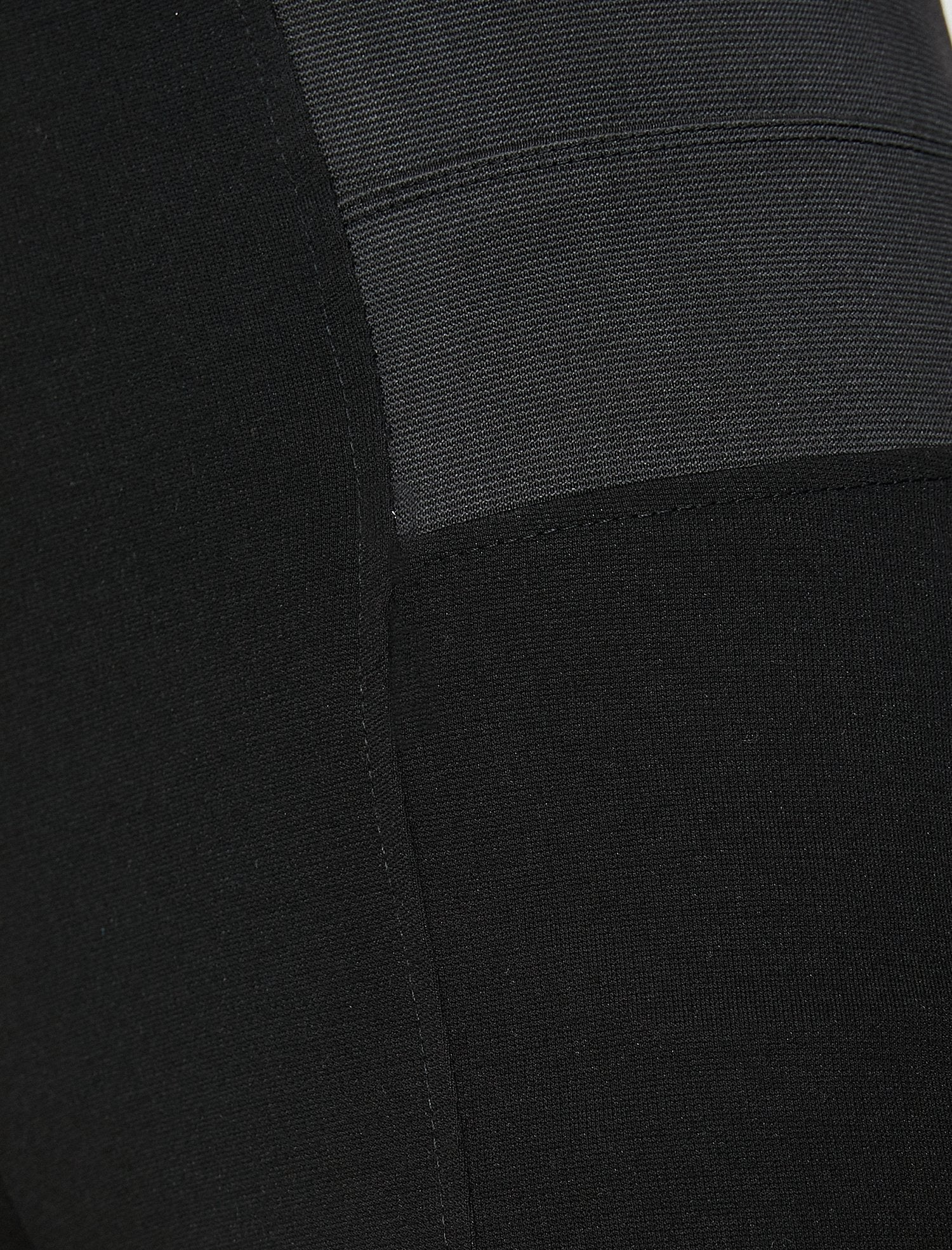 Elastic Waist Legging in Black