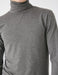 Turtle Neck Tshirt in Gray