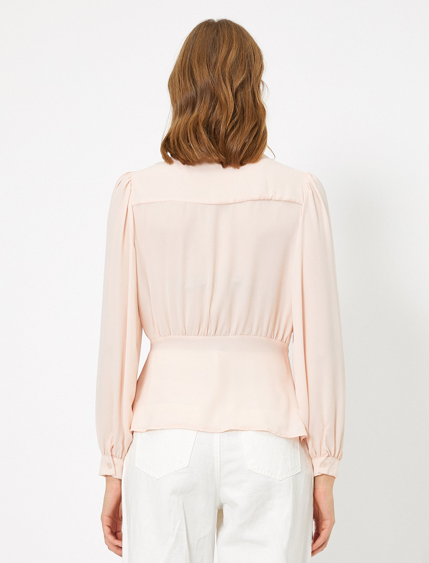 Women Blouse Pink