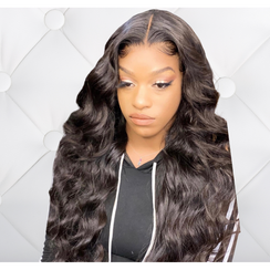 """KAMRIE""- Body Wave Wig"