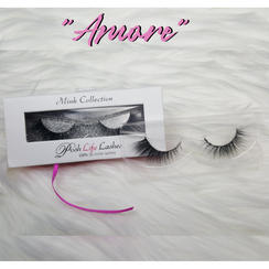 "3D Lashes ""AMOR"""