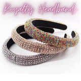 Royalty Headbands-Lace Wig-PoshLife Hair Boutique-MULTI COLOR-PoshLife Hair Boutique