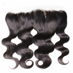 "Brazilian Bodywave Frontals-Lace Frontal-PoshLife Hair Boutique-Bodywave-13""x4""-12 inches-PoshLife Hair Boutique"