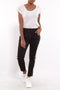 Pantalon Jogging Femme 7/8 - AFTERWORK Fashion - PANTALON JOGGING