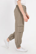 Pantalon cargo femme Sweewë - Afterwork - Fashion & bubbles