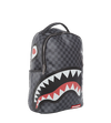 "Sac à dos Sprayground ""SHARKS IN PARIS GREYS CHECKERED"" - AFTERWORK Fashion - SAC"