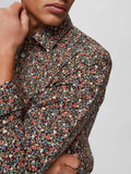 Chemise Selected Multicolores - AFTERWORK Fashion - CHEMISE