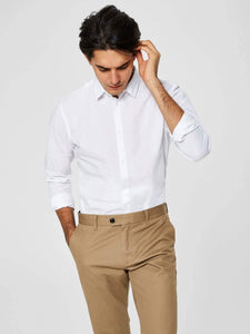 "Chemise Slimfit ""Selected"" - Afterwork - Fashion & bubbles"