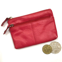 Load image into Gallery viewer, Leather Coin Purses