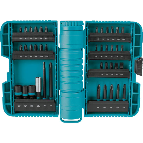 Makita A-98332 ImpactX™ 40 Pc. Driver Bit Set
