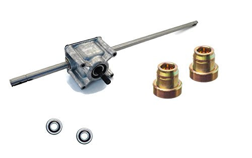 Toro Package - (1) FWD Trans Asy 106-3955 , (2) Bearing 104-8698 , (2) Ball Bearing 104-8699