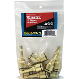 "Makita B-42690 Impact GOLD® 3/8"" Grip-It Nutsetter, 10 pack"