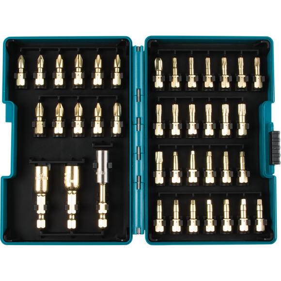 Makita B-65383 Impact GOLD® 40 Pc. Torsion Bit Set