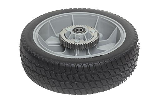 125-2509 Toro 10 inch wheel with gear assembly