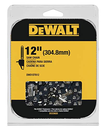 DEWALT DWO1DT612 Replacement Chain, Black