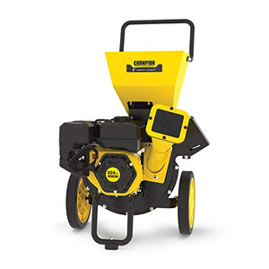 Champion Power Equipment 200905 3-Inch Portable Chipper-Shredder with Collection Bag