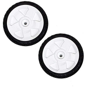 2PK Genuine OEM Toro Recycler 20332 20333 20334 20340 20372 21329 21319 Wheels