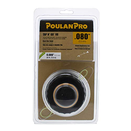 Poulan/Weed Eater 590267601 Tap 'n Go VII Replacement Head