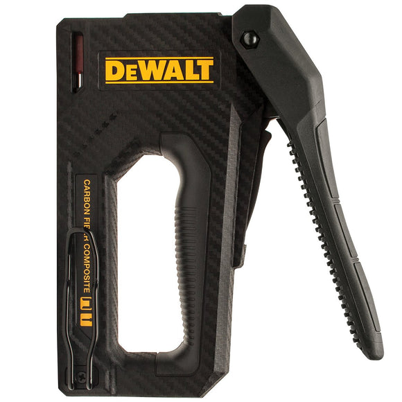 DeWalt DWHT80276 Carbon Fiber Composite 2 in 1 Tacker