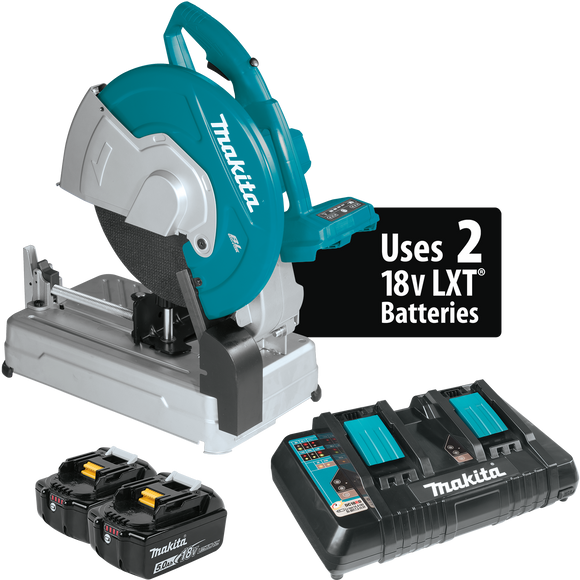 Makita XWL01PT 18V X2 LXT® Lithium-Ion (36V) Brushless Cordless 14