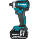 Makita XDT131 18V LXT® Lithium-Ion Brushless Cordless Impact Driver Kit (3.0Ah)