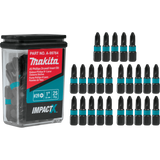 Makita A-99764 ImpactX™ #2 Phillips Drywall 1″ Insert Bit, 25 pack