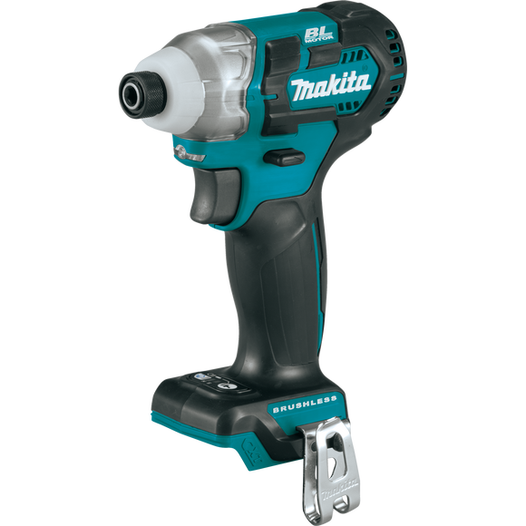 Makita DT04Z 12V max CXT® Lithium-Ion Brushless Cordless Impact Driver (Bare Tool)