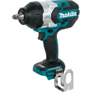 "Makita XWT08Z 18V LXT® Lithium-Ion Brushless Cordless High Torque 1/2"" Sq. Drive Impact Wrench (Bare Tool)"