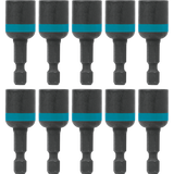 Makita A-99487 ImpactX™ 7/16″ x 1-3/4″ Magnetic Nut Driver, 10 pack