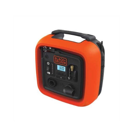 Black & Decker BDINF12C 12V Multi-Purpose Inflator