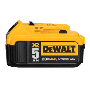 DeWalt DCB205 20V Max Lithium Ion XR5 Premium Battery Pack