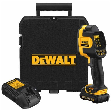 DeWalt DCT416S1 12V Max Imaging Thermometer Kit