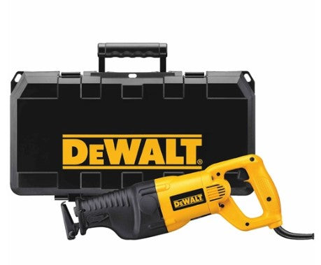 DeWalt DW310K 12.0 Amp Reciprocating Saw Kit