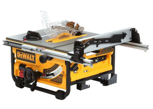 "DeWalt DWE7480 10"" Compact Job Site Table Saw w/Site-Pro Modular Guarding System"