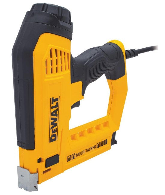 DeWalt DWHT75021 5 in 1 Corded Electric Multi Tacker and Brad Nailer