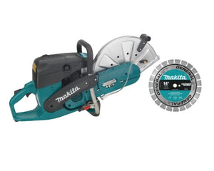 "Makita EK7301X1 14"" Power Cutter w/ Diamond Blade"