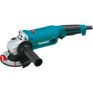 "Makita 5"" SJS™ Angle Grinder, with AC/DC Switch"
