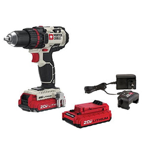 "Porter Cable PCCK600LB 20V Max 1/2"" Drill/Driver Kit"